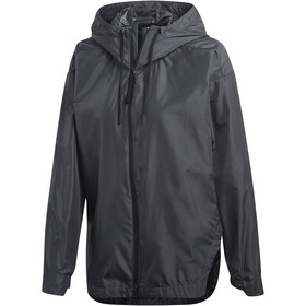 adidas TERREX Urban CS Jacket Women grey